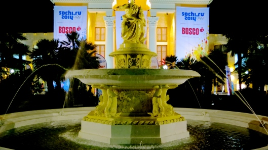 Bosco House, Downtown Sochi